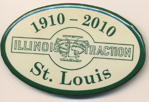 2010 St. Louis Campaign Button